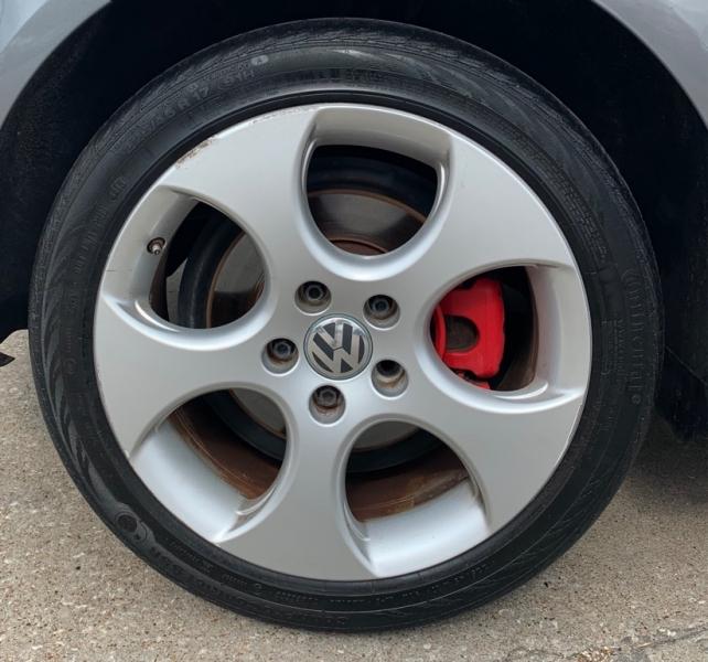 Volkswagen GTI 2007 price $4,790