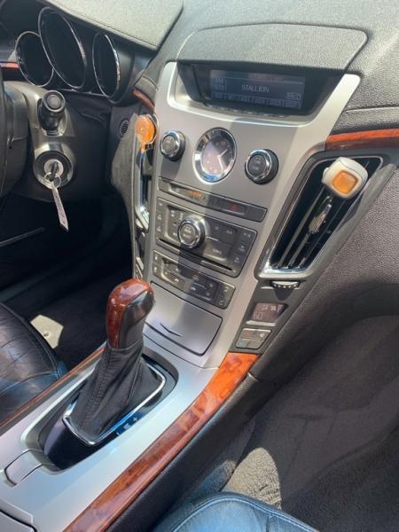 Cadillac CTS 2009 price $5,500