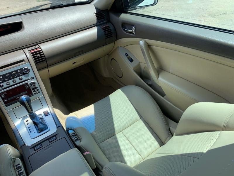 Infiniti G35 Coupe 2006 price $4,990