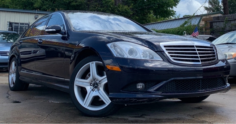 Mercedes-Benz S-Class 2009 price $10,900