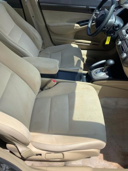 Honda Civic Hybrid 2007 price $3,790