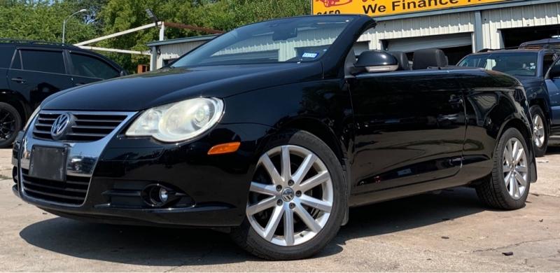 Volkswagen Eos 2007 price $4,990