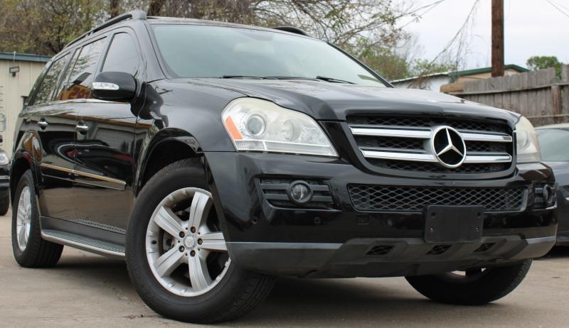 Mercedes-Benz GL-Class 2008 price $8,500