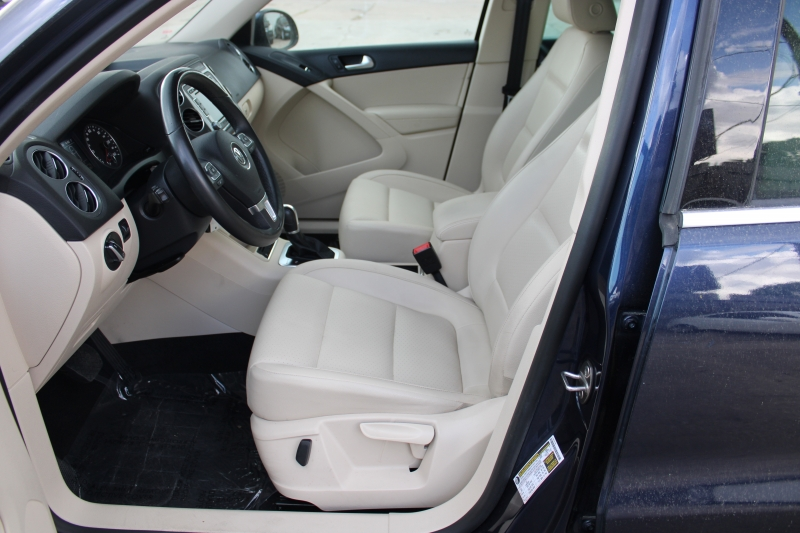 Volkswagen Tiguan 2012 price $6,800
