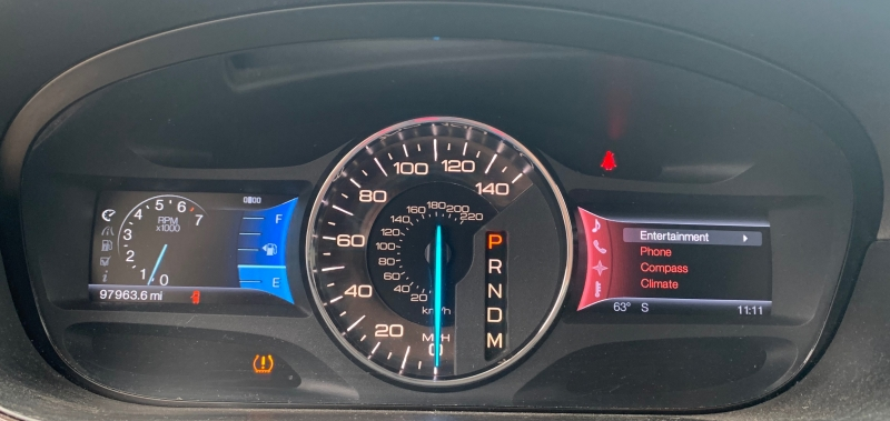 Ford Edge 2011 price $6,900