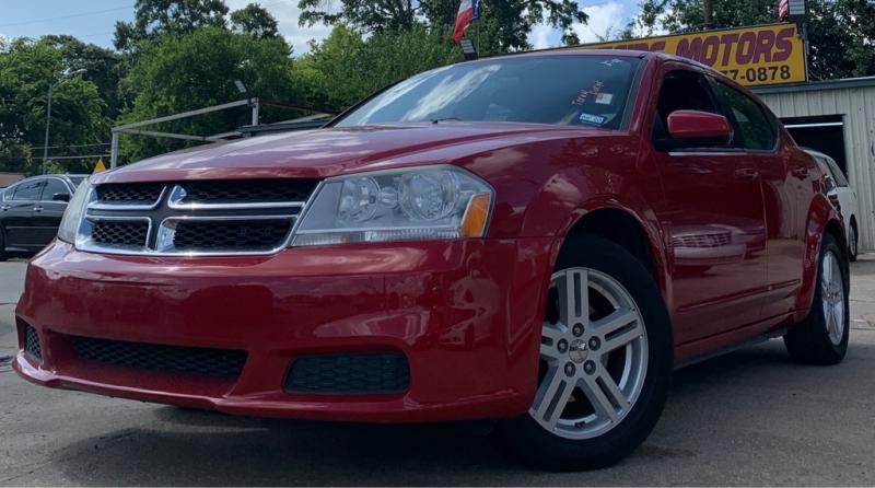 Dodge Avenger 2012 price $4,800