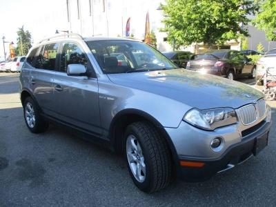 2007 BMW X3 3.0si AWD 4dr SUV