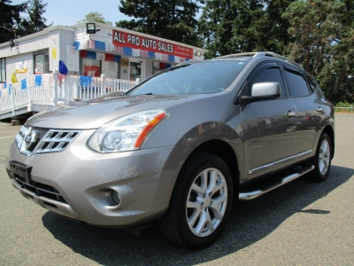 2012 Nissan Rogue AWD 4dr S *1 OWNER*