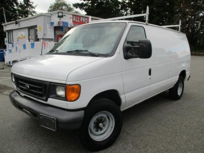 2007 Ford Econoline Cargo Van E-250 Commercial