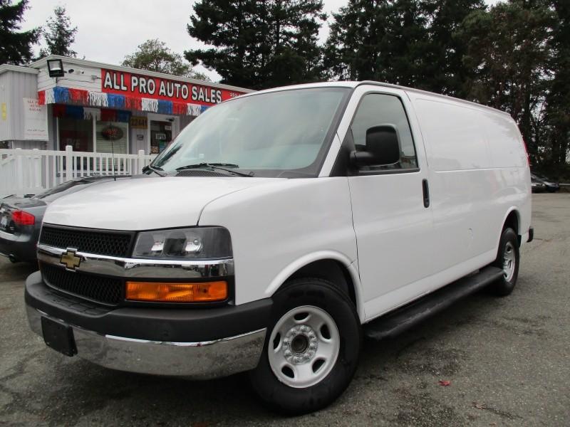 Chevrolet Express Cargo Van 2018 price $22,585