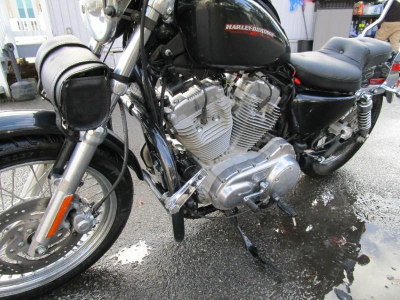 Harley-Davidson Sportster XL883 L 2007 price $3,485