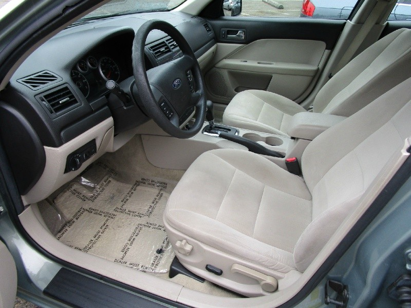Ford Fusion 2008 price $5,499