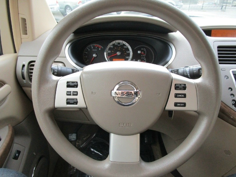 Nissan Quest 2007 price $4,985
