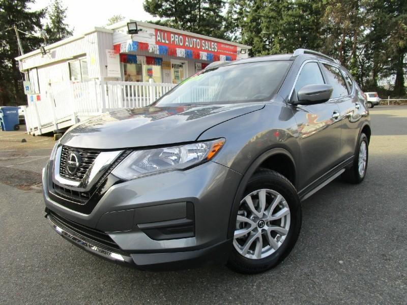 Nissan Rogue 2018 price $20,985