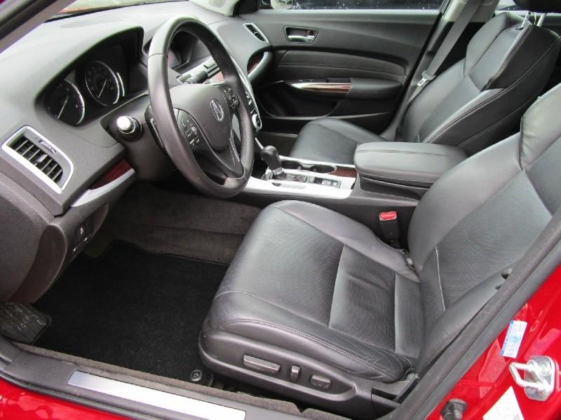 Acura TLX 2017 price $18,485