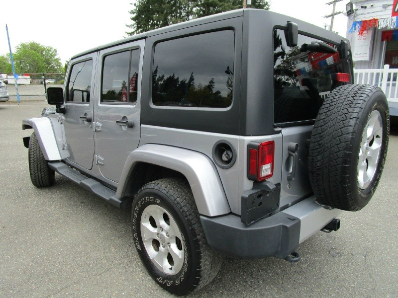 Jeep Wrangler Unlimited 2015 price $25,985
