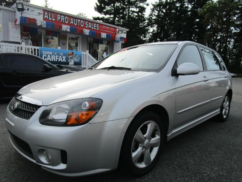 Kia Spectra5 2008 price $5,485