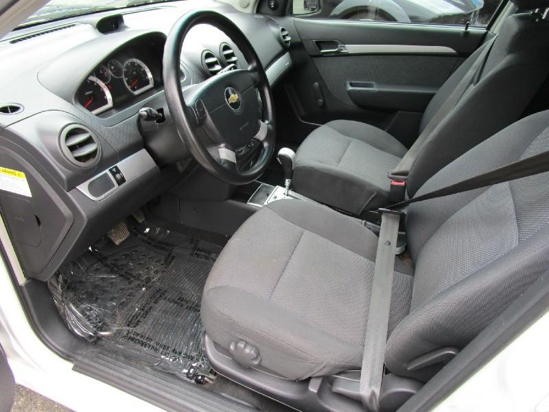 Chevrolet Aveo 2010 price $4,285