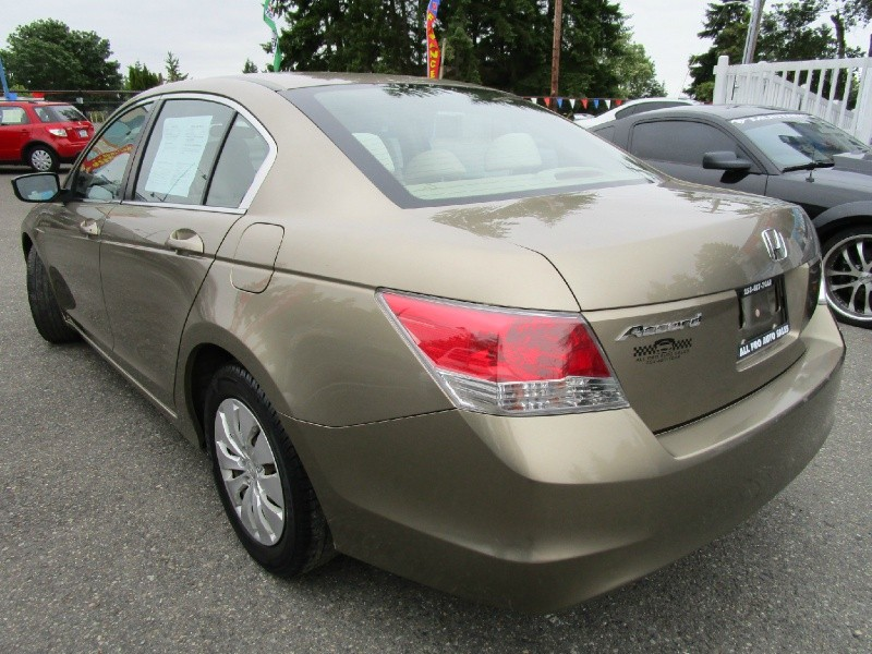 Honda Accord 2008 price $7,185