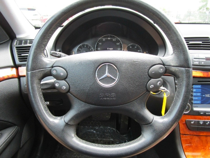 Mercedes-Benz E320 CDI BlueTec 2007 price $3,485
