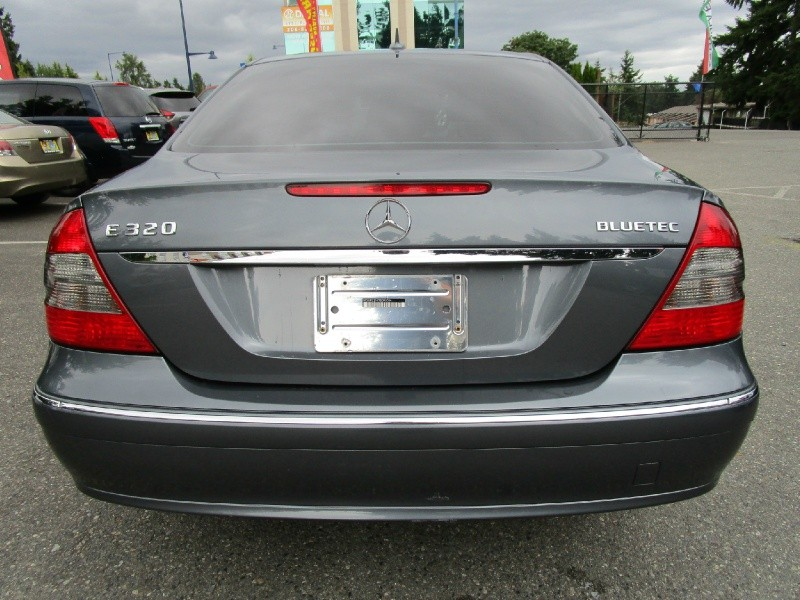 Mercedes-Benz E320 CDI BlueTec 2007 price $3,987