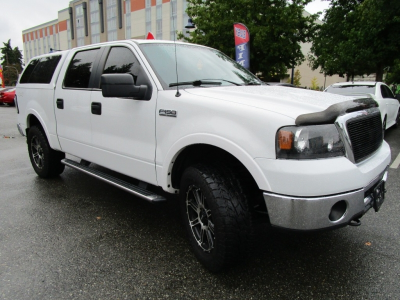 Ford F-150 2007 price $10,585