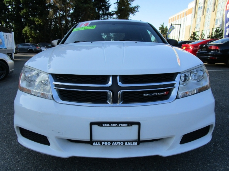 Dodge Avenger 2014 price $6,485