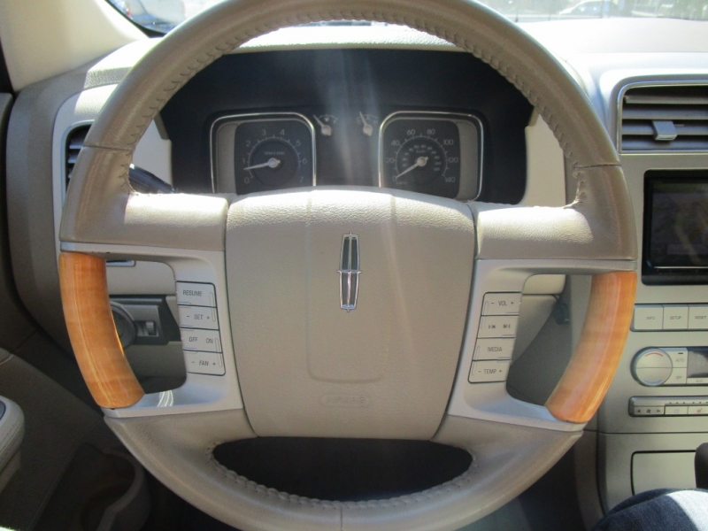 Lincoln MKX 2007 price $9,985