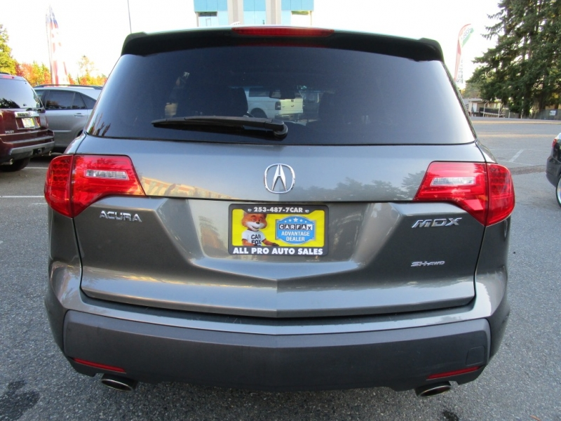 Acura MDX 2008 price $9,485