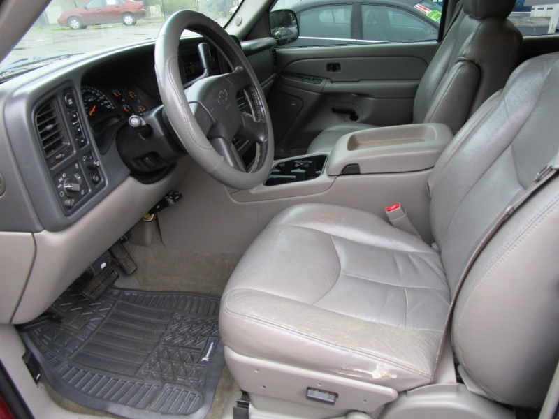 Chevrolet Tahoe 2004 price $5,485