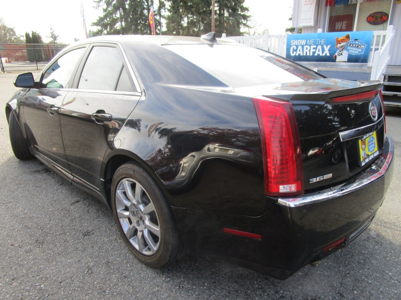 Cadillac CTS 2009 price $6,985