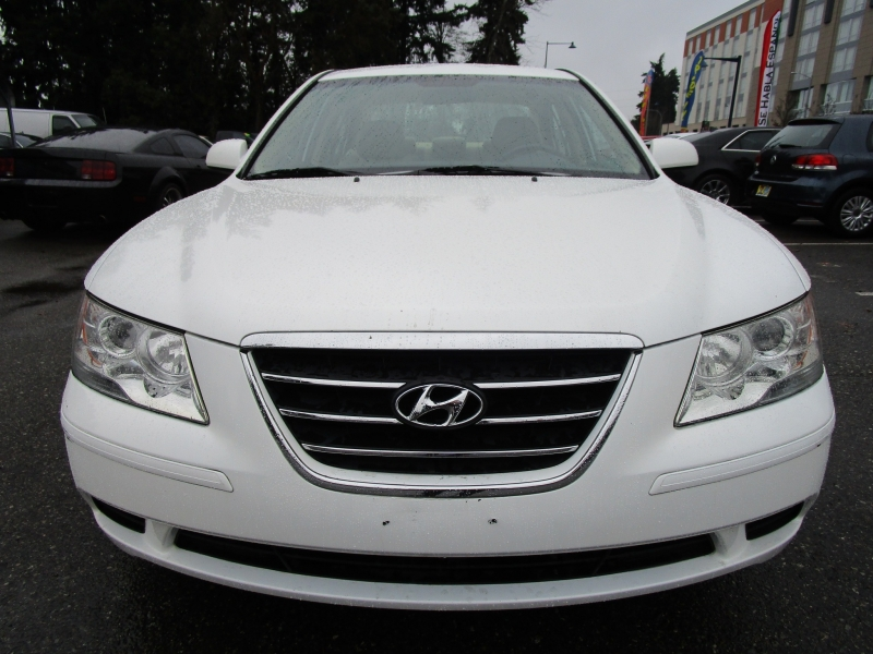 Hyundai Sonata 2009 price $4,485