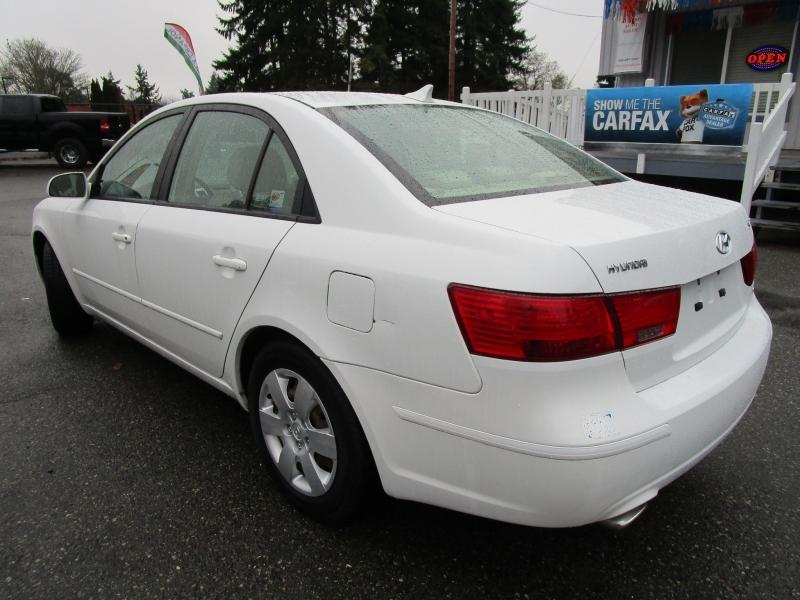 Hyundai Sonata 2009 price $4,785