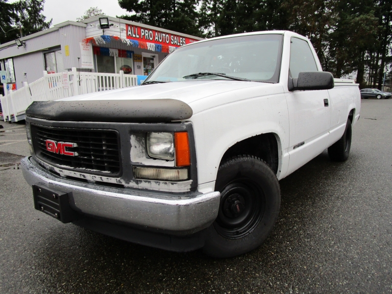 GMC Sierra 1500 1996 price $3,785