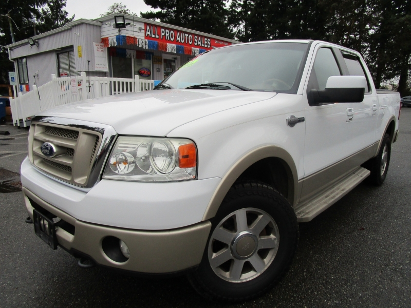 Ford F-150 2008 price $11,485