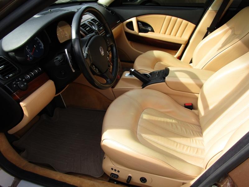 Maserati Quattroporte 2005 price $19,985