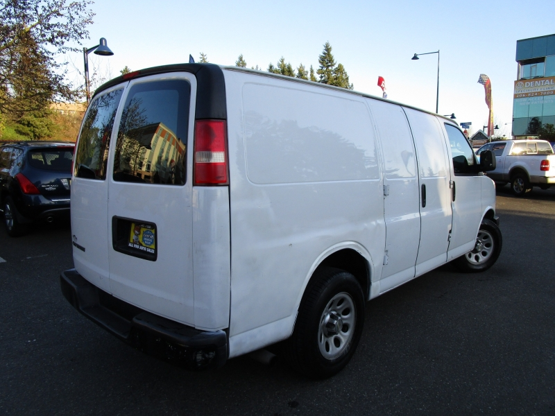Chevrolet Express Cargo Van 2012 price $8,485