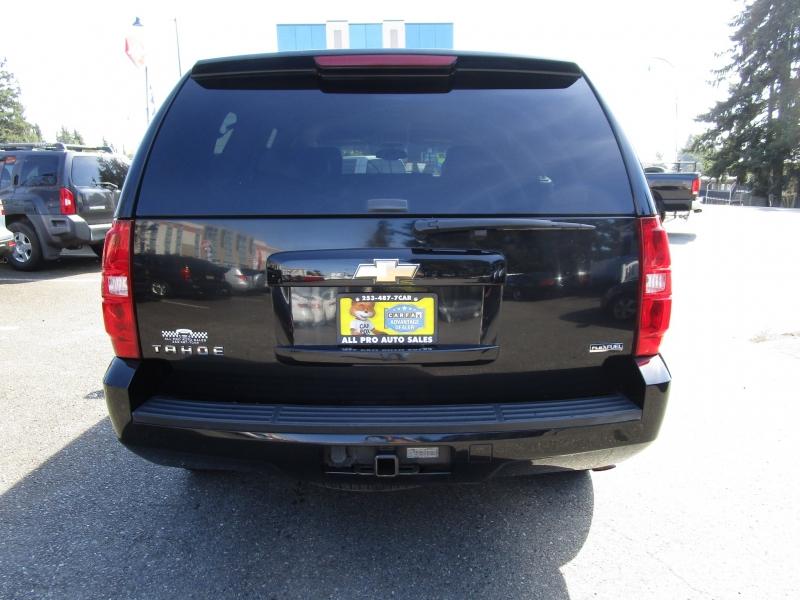 Chevrolet Tahoe 2008 price $9,985