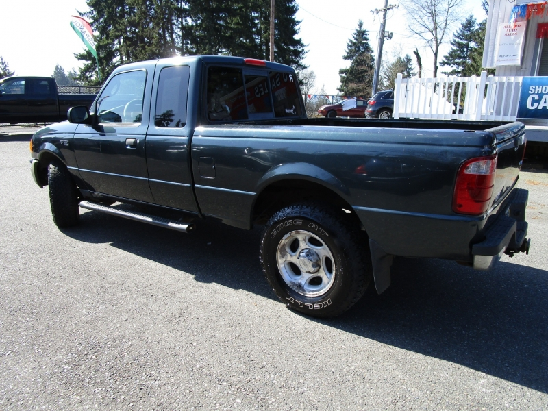 Ford Ranger 2004 price $6,985