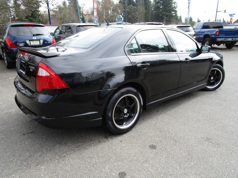 Ford Fusion 2011 price $8,985