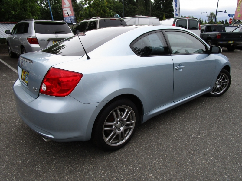 Scion tC 2006 price $4,985