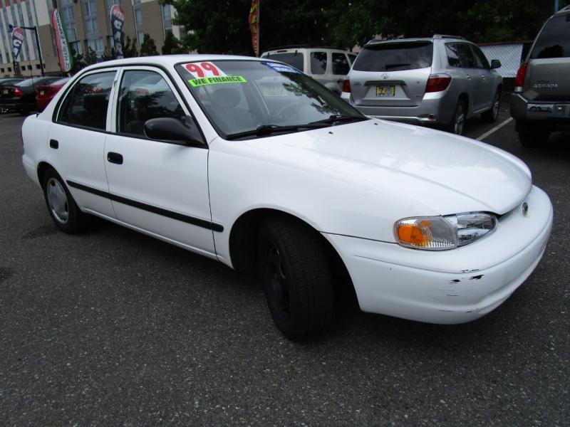 Chevrolet Prizm 1999 price $2,785