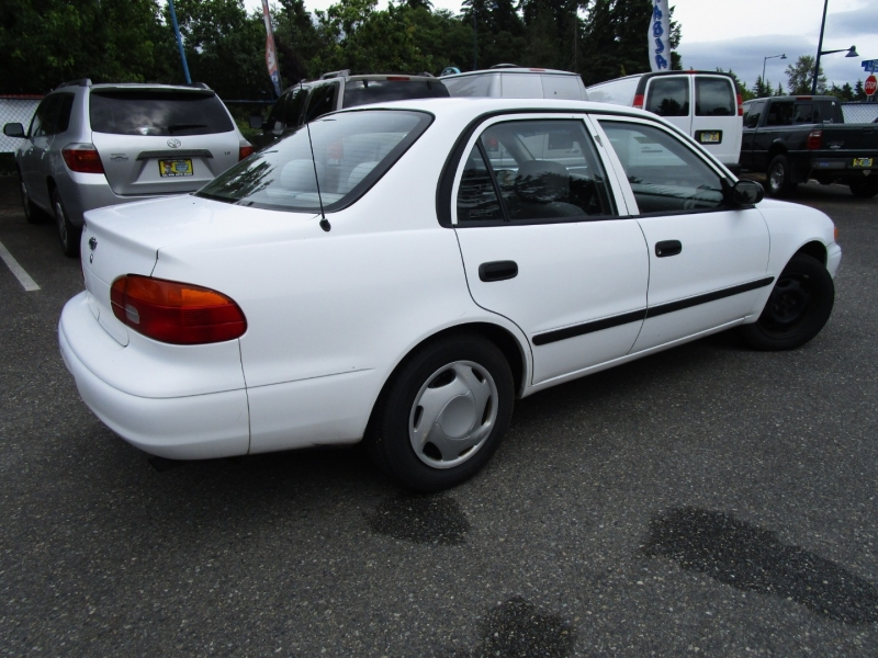 Chevrolet Prizm 1999 price $2,785