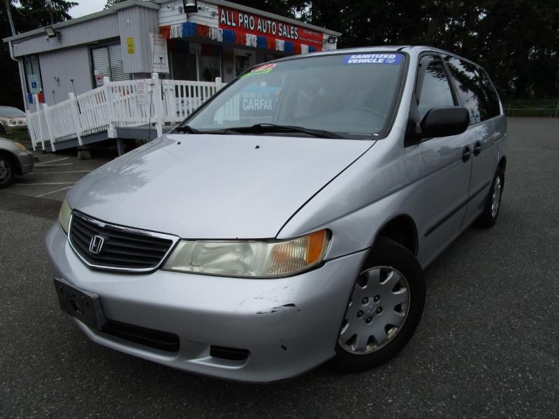 Honda Odyssey 2001 price $1,985