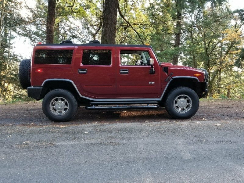 Hummer H2 2003 price $15,995