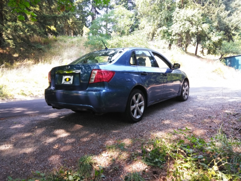 Subaru Impreza Sedan (Natl) 2008 price $5,995