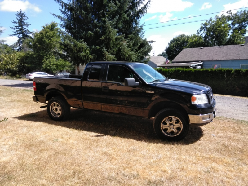 Ford F-150 2005 price $2,750