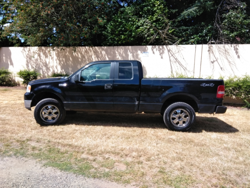 Ford F-150 2005 price $4,450
