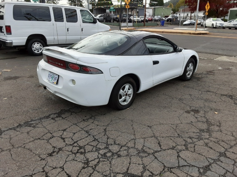 Mitsubishi Eclipse 1998 price $1,995