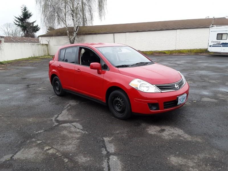 Nissan Versa 2012 price $7,495